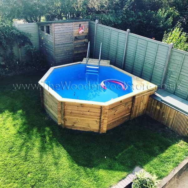 Eco Wooden Pools
