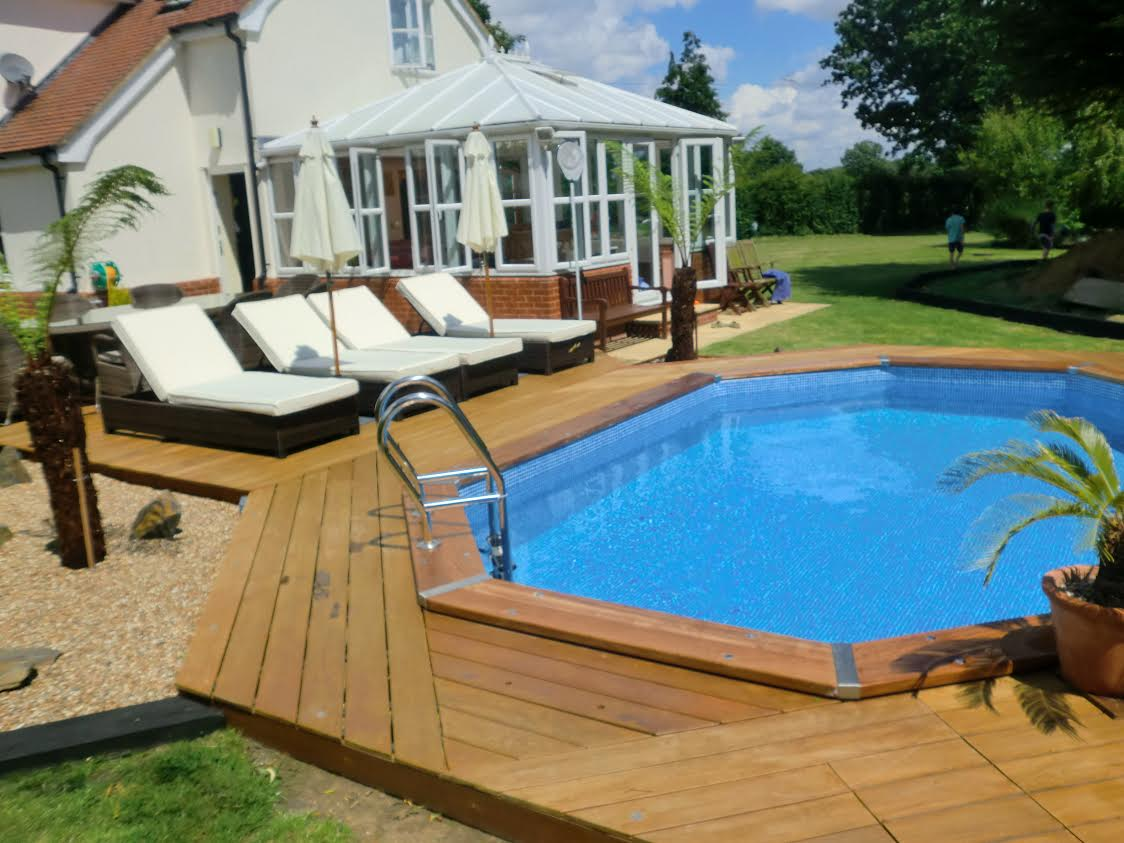 Endless Summer Wooden Pools