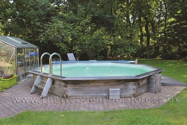 GardiPool Octoo Wooden Pools