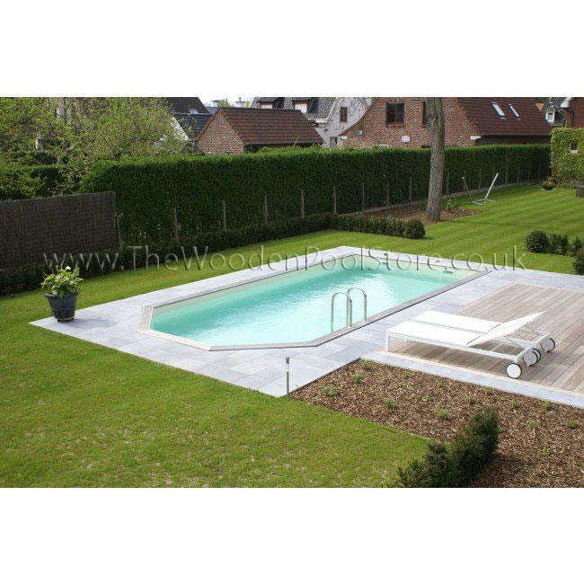 GardiPool Quartoo Wooden Pools