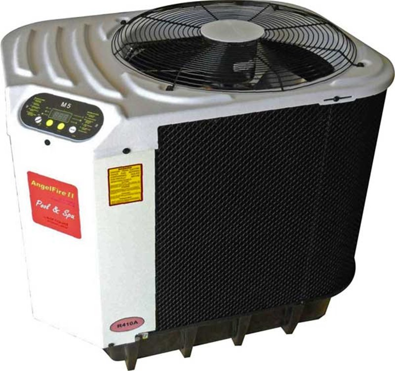 Angel Fire Heat Pumps