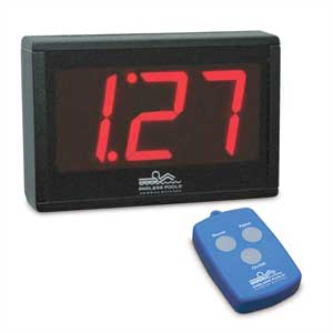Dolphin Fastlane pro counter current pace LED display
