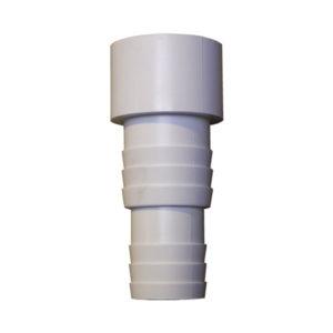 "1.5"" Plain Male Hosetail - Stepped 1.25""(32mm)/1.5""(38mm)"