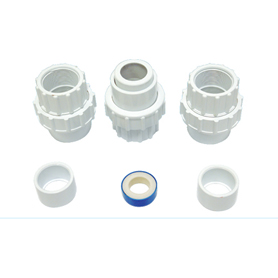 Rigid Pipe Conversion Kit for Krystal Clear Pump/ Filter Sets