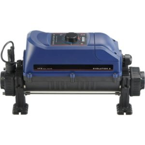 Elecro Evolution 2 Analogue Swimming Pool 1/3 Phase Electric Heaters 3kw - 24kw