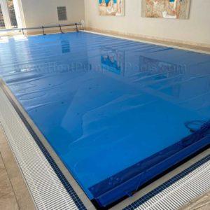 indoor pool thermal blanket - heatpumps4pools