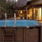 Sea Breeze Wooden Pool